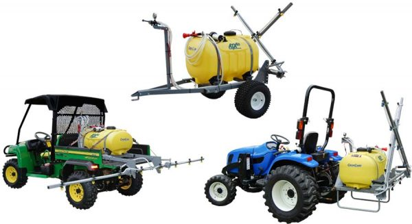 ATX 60 Gallon Sprayer (all 3 configurations)