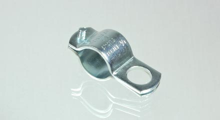 Threaded TeeJet nozzle body clamp for 3/4 inch pipe, AA11134