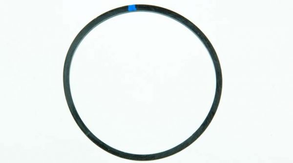 Replacement gasket for 1, 1-1/4 & 1-1/2 inch Hypro strainer, EPDM, 17000092