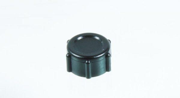 Plug, 11/16 inch -16 TeeJet thread, poly, 33942