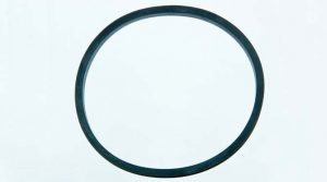 Replacement bowl gasket for 1-1/4 & 1-1/2 inch AA126 strainers, EPDM, CP48656EPR