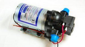 RV pump, 12V Shurflo 3GPM Diaphragm Pump, 2088-343-135