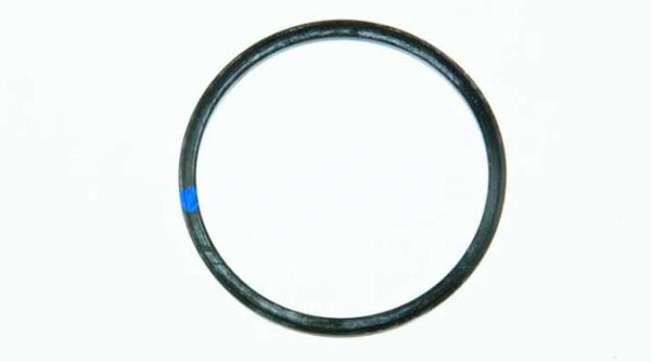 Replacement gasket for 1/2in & 3/4in Hypro strainer, Viton, 17000045