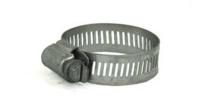 Stainless Steel screw hose clamp, 3/4in - 1-3/4in 6820