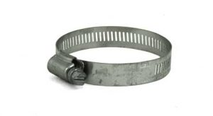 Stainless Steel screw hose clamp, 1-3/4in - 2-3/4in 6836