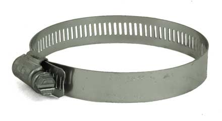 Stainless Steel screw hose clamp, 2-3/in - 3-3/4in, 6852