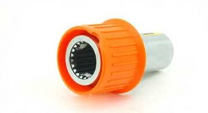 1000 RPM Quick Coupler PTO Adapter for 8-Roller Pumps, 13230073