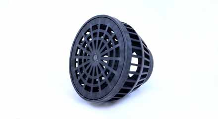 1-1/2inch Poly Strainer, 734