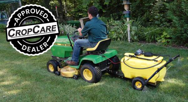 25 Gallon Lawn Trailer Sprayer, 9454