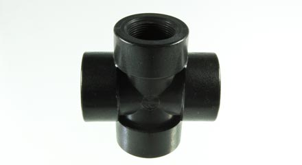 Schedule 80 Poly Fittings