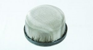 80 mesh suction strainer, 1/4 inch pipe thread, 10602