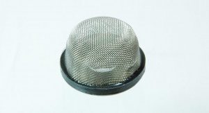 40 mesh suction strainer, 3/8 inch pipe thread, 10416D