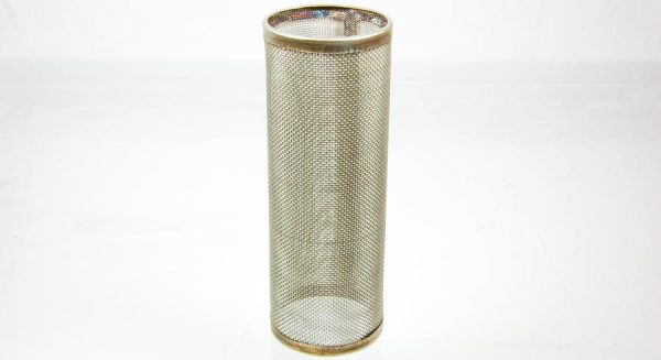 40/20 mesh replacement screen for 1-1/2 inch & 2 inch Norweso strainer, 61509