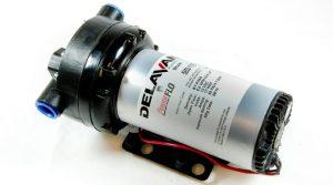 12V Delavan 5GPM Diaphragm Pump, 5850-111E
