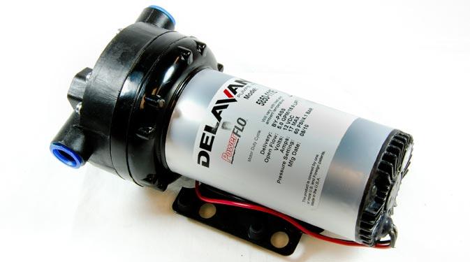 Delavan & Remco Diaphragm Pumps