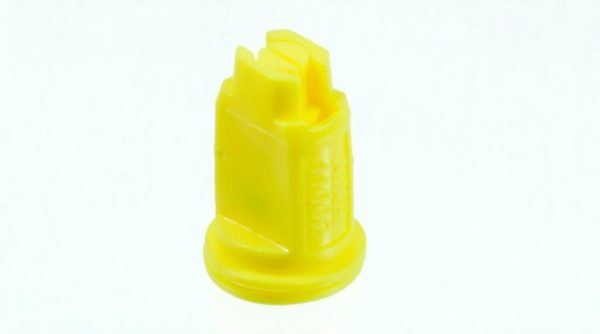 AIXR11002VP Air Induction Extended Range Flat Fan Tip, Poly - Yellow,AIXR11002VP