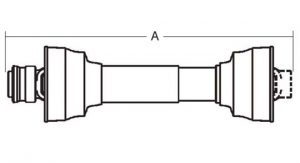 Weasler 14 Series Drivelines