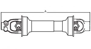 Weasler 44 Series Drivelines