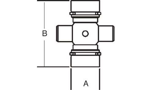 Weasler North American Series PTO Shaft Parts
