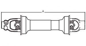 Weasler 55 Series Drivelines