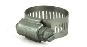 Stainless Steel screw hose clamp, 1/2in - 1-1/4in 6812
