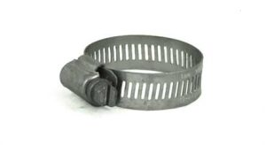 Stainless Steel screw hose clamp, 3/4in - 1-1/2in 6816