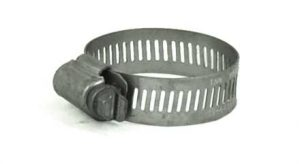 Stainless Steel screw hose clamp, 1in- 2in 6824