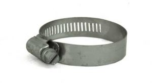 Stainless Steel screw hose clamp, 1-1/4in - 2-1/4in 6828
