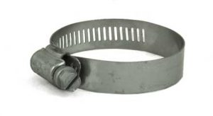Stainless Steel screw hose clamp, 1-1/2in - 2-1/2in 6832