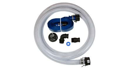 Transfer hose kit, HOSEKIT