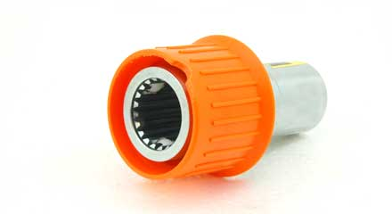 1000 RPM Quick Coupler PTO Adapter for 7-Roller Pumps, 13230073