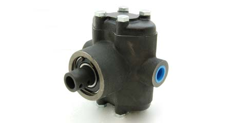 Hypro 'Small Twin' Piston Pump, Hollow Shaft, 5330CHX