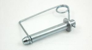 Snap Lock Pin, 1/4in x 3-1/2in