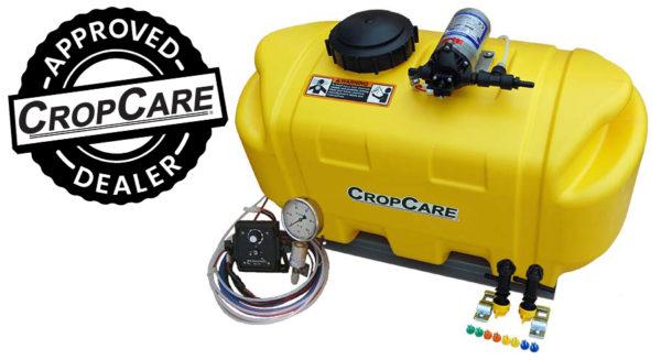 25 Gallon Liquid Applicator with remote pressure control, BA25E-S