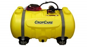 40 Gallon Liquid Applicator with remote pressure control, BA40E-S