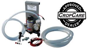 Drum side Liquid Applicator with manual pressure regulator, DA1221