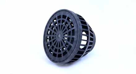 2inch Poly Strainer, 733