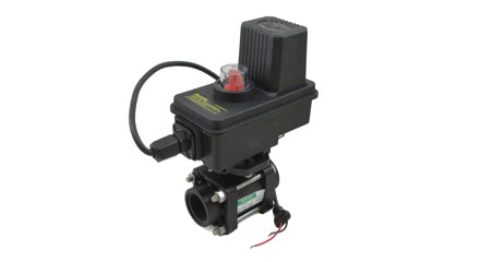 12 Volt Regulating Valves