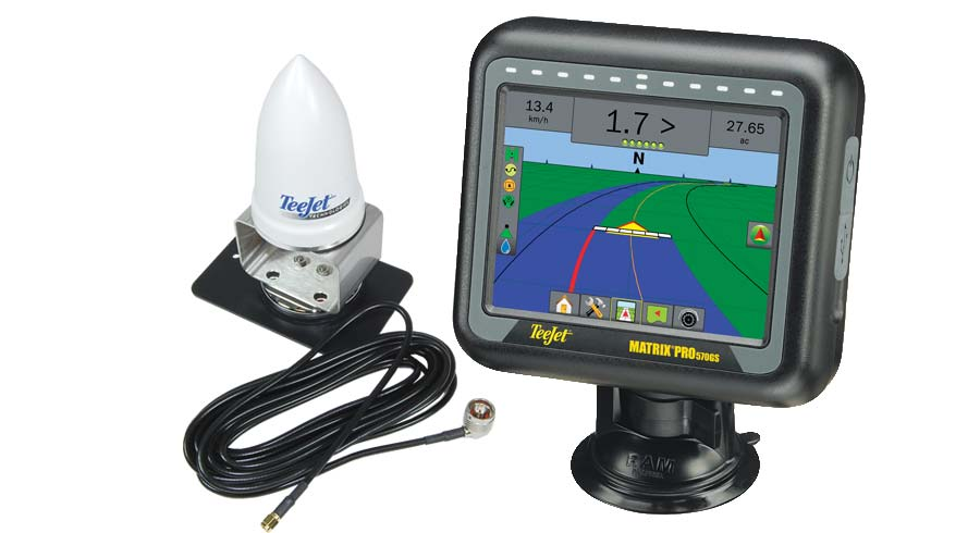 Teejet Matrix Pro 570GS GPS Guidance System