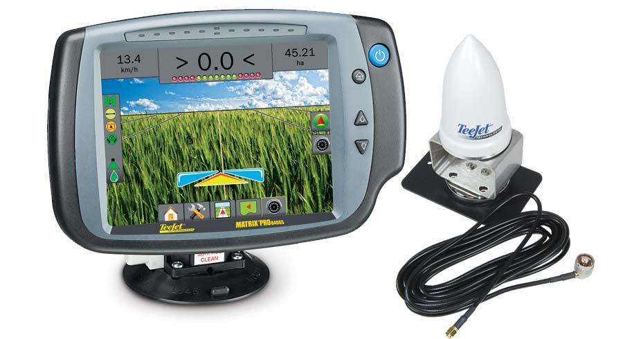 Teejet Matrix Pro 840GS GPS Guidance System