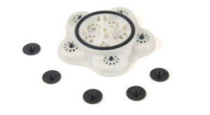 Viton valve kit for 5800 series, VHA5800