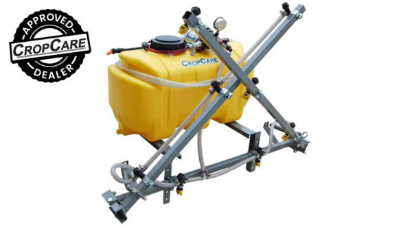 CropCare sprayer, smaller sprayer
