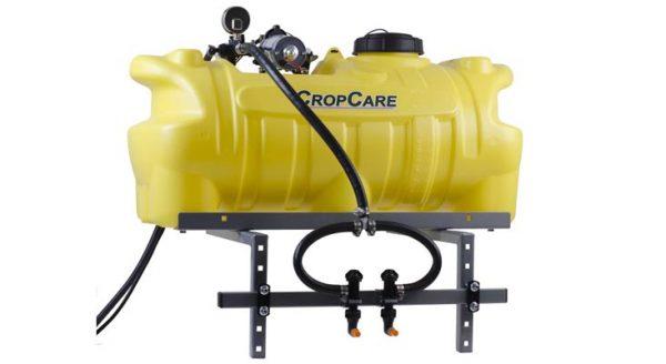 25 Gallon ATV Boomless Sprayer with 20ft boomless nozzles, ATV25BL