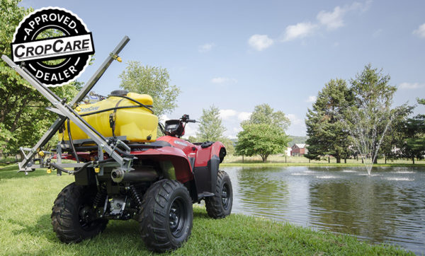 25 Gallon ATV Sprayer, ATVBASE