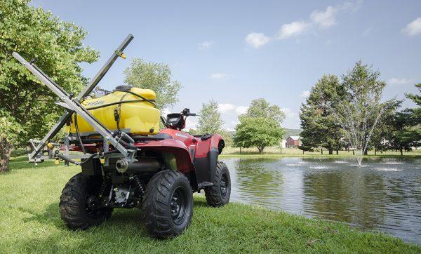 25 Gallon ATV Sprayer, ATVBASE