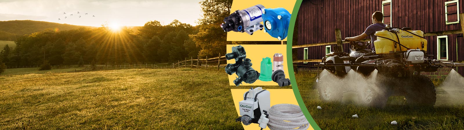 12 volt farm sprayers