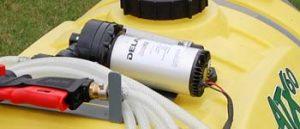Diaphragm Pumps, 12 volt & 110 volt