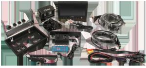 CabCam, camera for cab, tractor camera, RV camera, truck camera, remote control camera for cabs, cab cameras, truck accessories, tractor accessories
